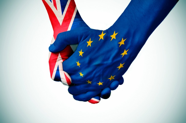 Hands EU UK